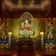 Buddhin Tooth Relic Temple in ChinTown, Singapore — Stock Photo #25537055