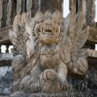 Balinese demon statue — Stock Photo