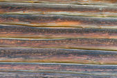 Old wooden timbers — Stock Photo