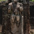 Statue in ancient temple, Polonnaruwa, Sri Lanka.  — Stock Photo