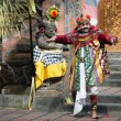 Traditional classical Barong theatre show on Bali — Stock Photo #33829771
