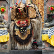 Traditional classical Barong theatre show on Bali — Stockfoto