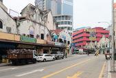 Little India street in Kuala Lumpur — Stock Photo