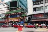Chinatown in Kuala Lumpur — Stock Photo