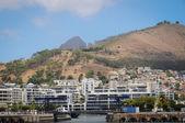 залив в городе кейптаун — Стоковое фото