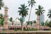 佳密清真寺在吉隆坡举行 — 图库照片