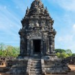 Candi Sewu Buddhist complex in Java, Indonesia — Foto de Stock