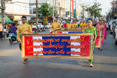 Old Phuket town festival — Stockfoto