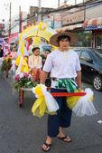 Old Phuket town festival — Stock Photo