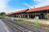 State railway station in Thailand — Photo