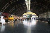 Central Hua Lamphong railway station in Bangkok — ストック写真