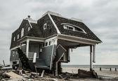 Hurricane Sandy — Stock Photo