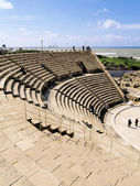 Caesarea Theatre — Stock Photo