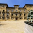 Stock Photo: Camposagrado Palace, Aviles