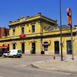 Stock Photo: Train Station, Aviles