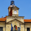 City Hall, Aviles - Stock Photo