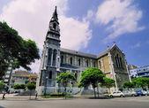 Iglesia de st. thomas, aviles — Foto de Stock