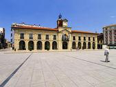 City Hall, Aviles — Stock Photo