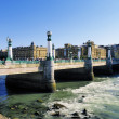 ZurriolBridge, SSebastian(Donostia), Spain — Stockfoto #12698611