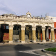 Train Station in San Sebastian(Donostia), Spain - Stock Photo