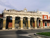 Train Station in San Sebastian(Donostia), Spain — Stock Photo