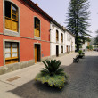 Teror, Gran Canaria, Canary Islands, Spain - Foto de Stock