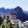 Artenara, Gran Canaria, Canary Islands, Spain — Стоковая фотография