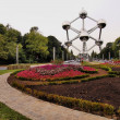 Atomium, Brussels, Belgium — Stock Photo