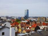 Brussels Cityscape, Belgium — Stock Photo
