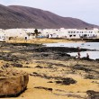 Caleta del Sebo, Graciosa Island, Canary Islands, Spain — Stock Photo