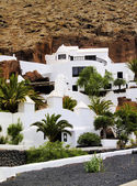Lag-O-Mar, Lanzarote, Canary Islands, Spain — Stock Photo