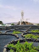 Monumento al campesino, lanzarote, canarische eilanden, spanje — Stockfoto