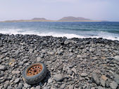 Graciosa Island, Lanzarote, Canary Islands, Spain — Stock Photo