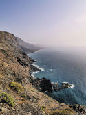 Famara Cliffs, Lanzarote, Canary Islands, Spain — Stock Photo
