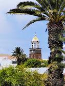 Teguise, lanzarote, canarische eilanden, spanje — Stockfoto