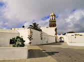Teguise, Lanzarote, Canary Islands, Spain — Stock Photo
