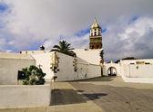 テギセ、ランサローテ島、カナリア諸島, スペイン — ストック写真