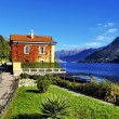 Como Lake, Lombardy, Italy - Stock Photo