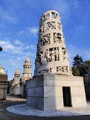 Milan Cementary, Lombardy, Italy — Stock Photo