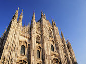 Cathedral in Milan, Lombardy, Italy — Stock Photo