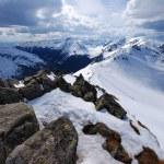 Winter, Tatra Mountains, Poland — Stock Photo #15855599