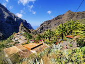 Masca(Teno Mountains), Tenerife, Canary Islands, Spain — Stock Photo