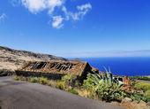 Nordvästra teneriffa, kanarieöarna, spanien — Stockfoto