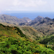 Anaga Mountains and Forest, Tenerife, Canary Islands, Spain — Stock Photo