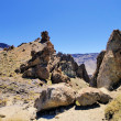 Teide National Park(Garcia Rocks), Tenerife, Canary Islands, Spain — Stock Photo