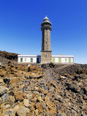 Lighthouse Faro de Orchilla, Hierro, Canary Islands — Stock Photo