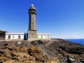 Lighthouse Faro de Orchilla, Hierro, Canary Islands — Stock Photo