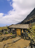 Poblado de la Guinea, Hierro, Canary Islands, Spain — Stock Photo