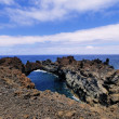 Arco de la Tosca, Hierro, Canary Islands, Spain — Stock Photo