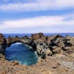 Arco de la Tosca, Hierro, Canary Islands, Spain — Stock Photo #18143105